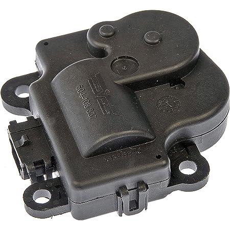 Dorman 604-108 Air Door Actuator for Select Chevrolet/Cadillac/Buick/Pontiac Models, Black
