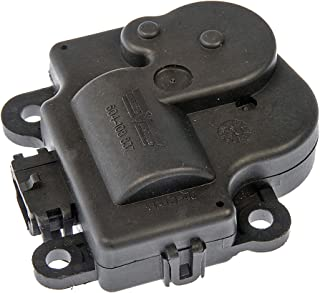 Dorman 604-108 Air Door Actuator for Select Chevrolet/Cadillac/Buick/Pontiac Models, Black