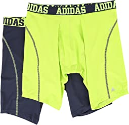 adidas - Sport Performance Climacool 9-Inch 2-Pack Midway