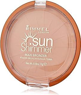 Zon Shimmer Maxi Bronzer Powder Bronzer 17 G 006 Warm Up