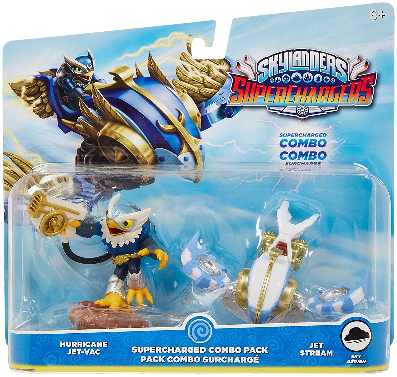 Regular discount Skylanders SuperChargers Dual Pack Indianapolis Mall #2: and Hurricane Jet-Vac Jet