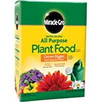Miracle-Gro 10 lbs Water Soluble All Purpose Plant Food