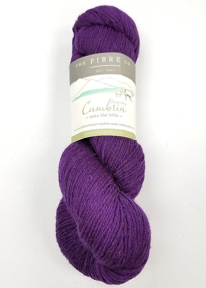 Cumbria Finger - Purple Moor