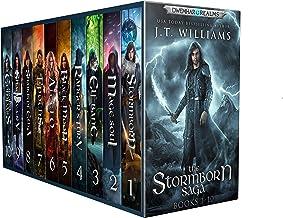 The Stormborn Saga (the triple trilogy omnibus): An epic sword and sorcery fantasy adventure