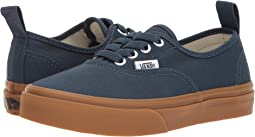 Vans Kids Authentic Elastic Lace (Little Kid/Big Kid)
