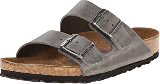 68a6002dedf Birkenstock Men s Arizona Soft Footbed