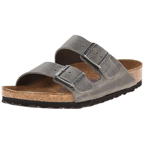 bcf40b83f159 Birkenstock Men s Arizona Soft Footbed