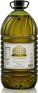 comprar comparacion Aceite de Oliva Virgen Extra Pagos de Toral Cosecha Selecta en 5 litros- Variedad Picual y de Jaén. Primera presión en fri...