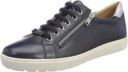 CAPRICE 23606, zapatos de Cordones Derby para mujer