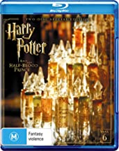 Harry Potter: Year 6 Harry Potter And The Half-Blood Prince: Special Limited Edition (Blu-ray)