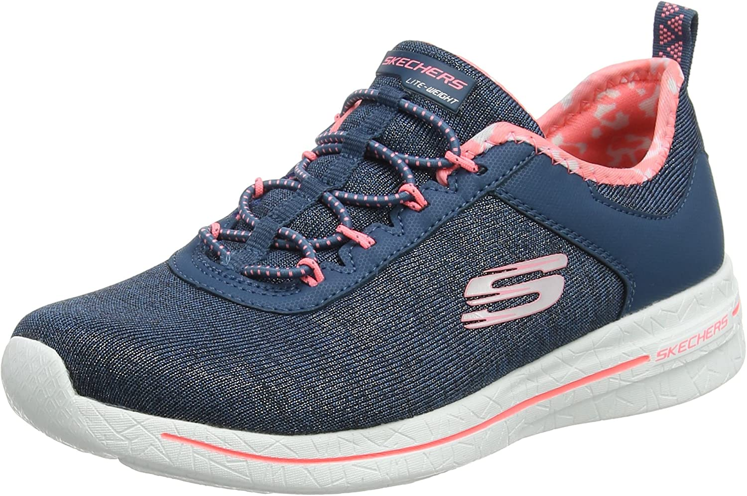 Skechers Womens Ladies Burst 2.0 Sunny Side Trainers