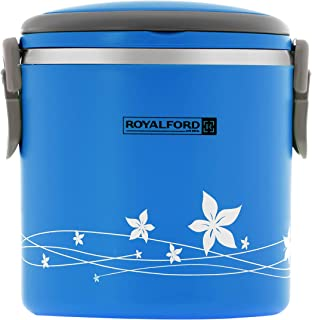 Royalford Lunch Box, Assorted Colors, 1800ml