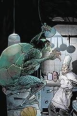 HUNGRY GHOSTS #3 (MR) POPE CVR Comic