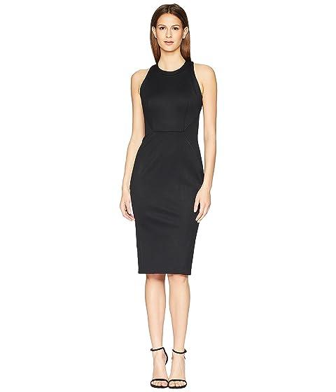 Zac Posen Bondage Jersey Sleeveless Dress