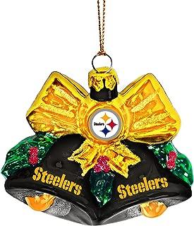 Topperscot by Boelter Brands NFL Glitter Bells Ornament
