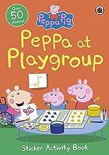 Peppa Pig: Peppa at Playgroup Sticker Activity