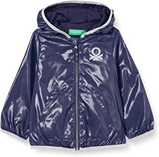 United Colors of Benetton Baby Girls Giubbotto Sports Jacket