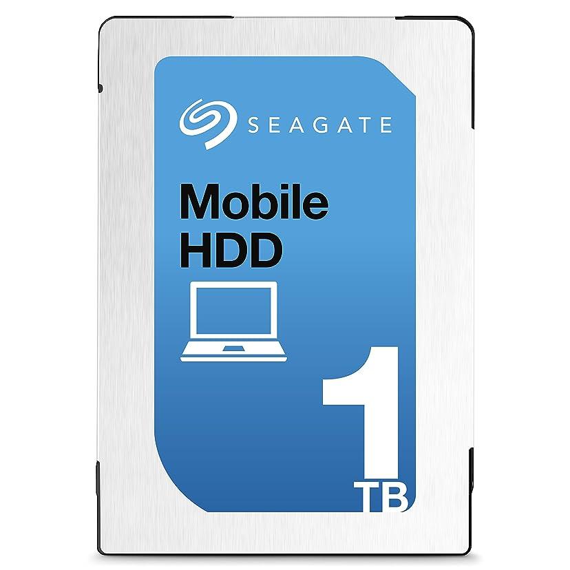 マイクロプロセッサ学者挨拶Seagate シーゲイト 内蔵ハードディスク Mobile HDD 1TB ( 2.5 インチ / SATA 6Gb/s / 5400rpm / 128MB / 2年保証 ) 正規輸入品 ST1000LM035