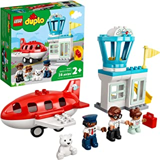 LEGO Airplane Building Imaginative Toddlers