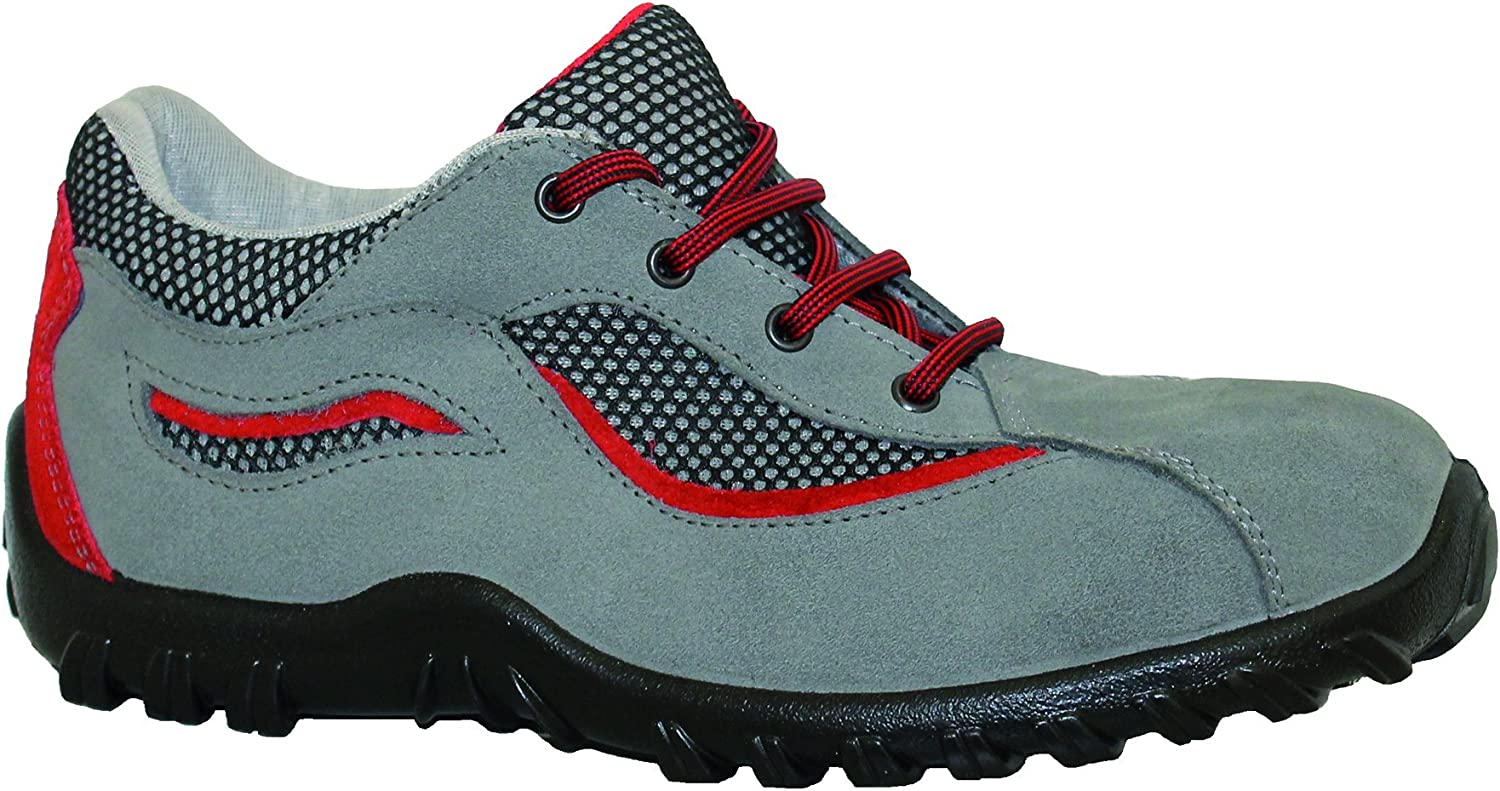 LEWER Vietri S1P Safety shoes Mens - EN safety certified