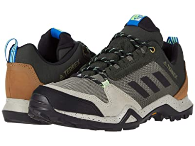 adidas Outdoor Terrex AX3 Blue (Legacy Green/Black/Glory Blue) Men