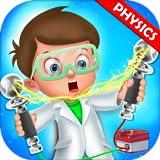 Expériences scientifiques en laboratoire de physique - Fun & Tricks