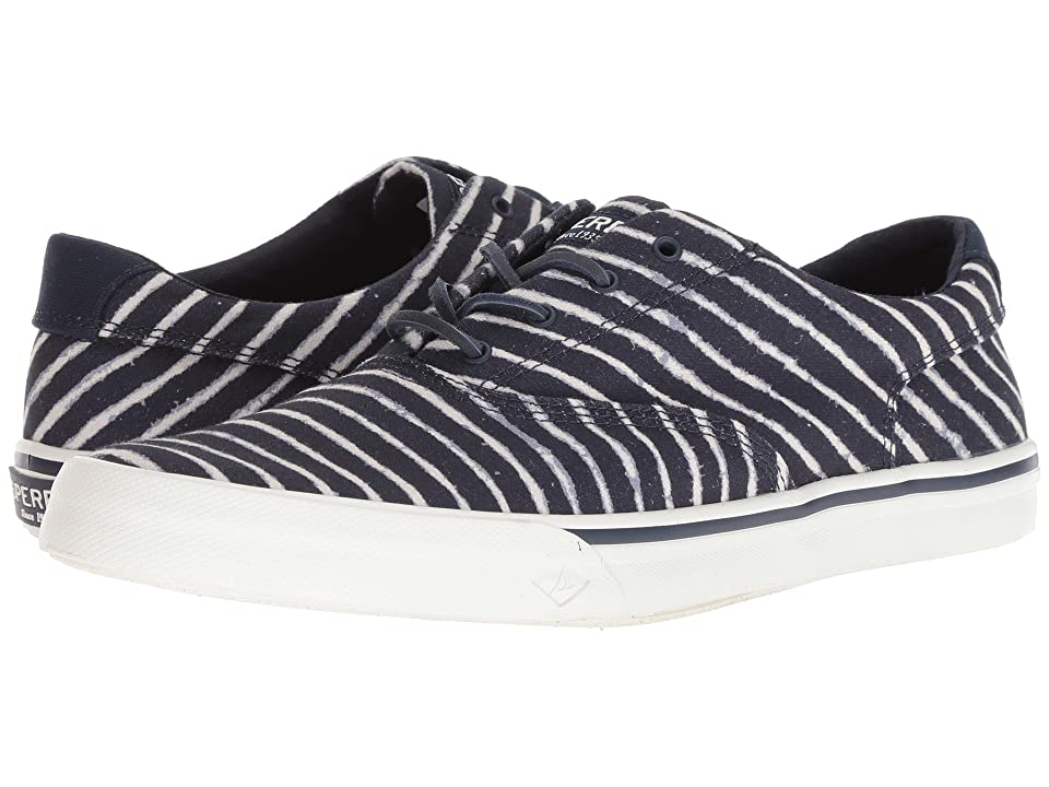 Sperry Striper II CVO Indigo (Navy Stripe) Men