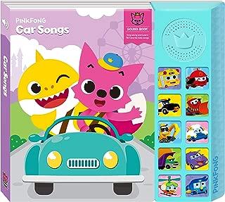 Pinkfong Children's Car Songs Sound Book, 8.7