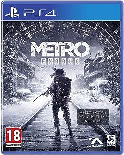 Metro Exodus Playstation 4 (PS4)