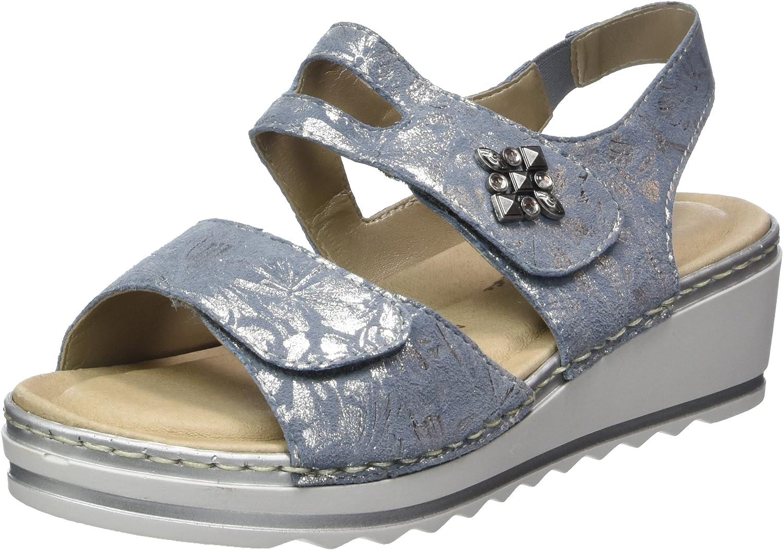 Remonte Womens-Sandalette - G blue 910798-5