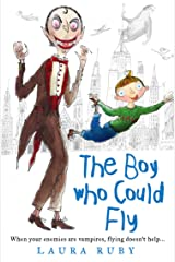 The Boy Who Could Fly (The Wall and the Wing, Book 2) Kindle Edition