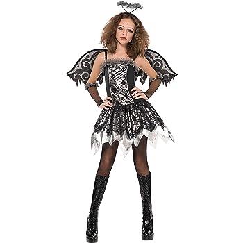 Christys - Disfraz de ángel caído para adolescente (12-14 años ...