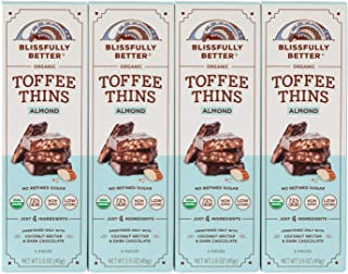 blissfully better toffee thins