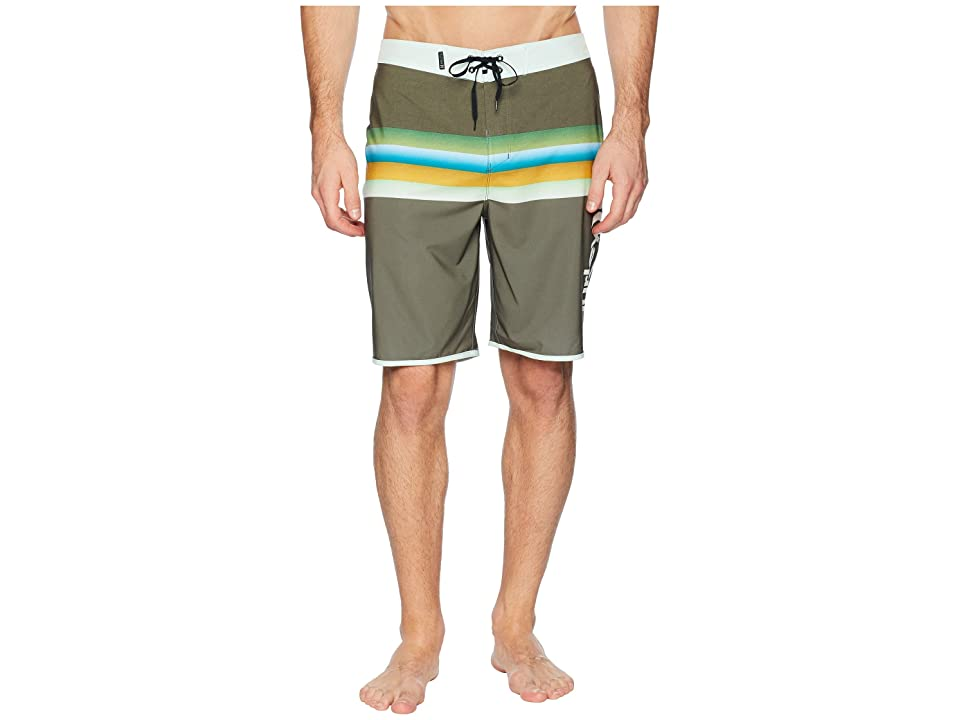 Hurley Phantom Chill 20 Stretch Boardshorts (Twilight Marsh) Men