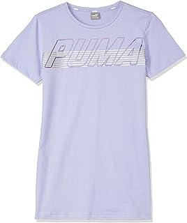 PUMA Kids Alpha Logo TEE G