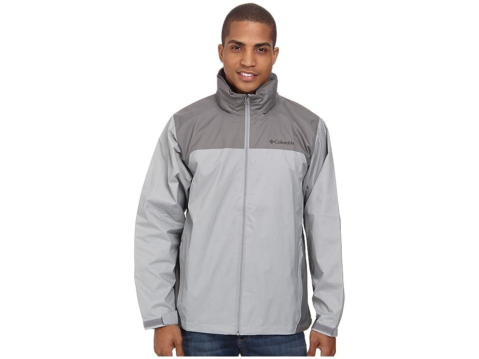 Columbia Glennaker Laketm Rain Jacket (Columbia Grey/Boulder) Men