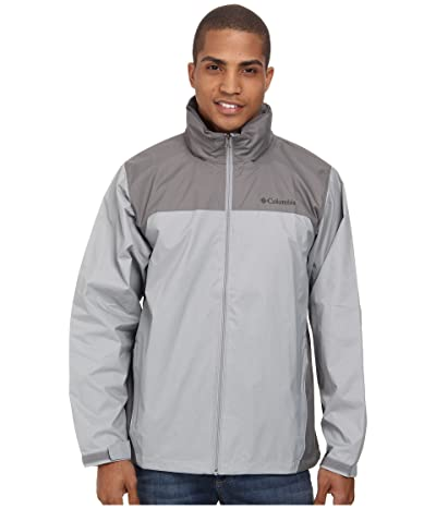 Columbia Glennaker Lake Rain Jacket (Columbia Grey/Boulder) Men