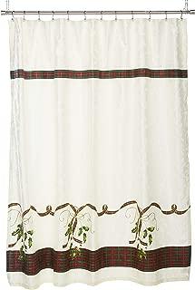 Best lenox christmas shower curtains Reviews