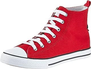 Klepe Men's Red Sneakers