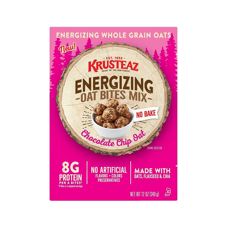 Krusteaz Chocolate Chip Oat Charlotte Mall Energizing Mix B Bites 12-Ounce Ultra-Cheap Deals