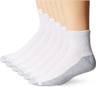 Men's ComfortBlend Ankle Socks, 6-Pack