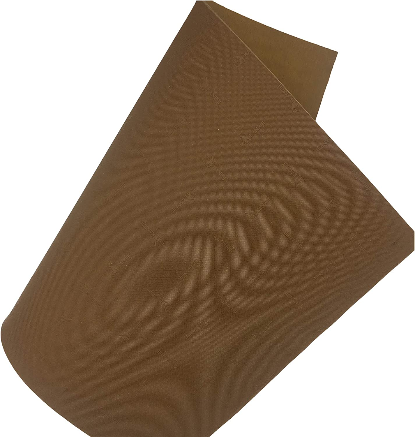 1 Sheet KANEIJI Shoe Repair Rubber Soling Sheet Different Colors and Thickness can Choose Black, 6mm Thickness 57 * 38cm
