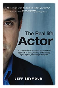 The Real Life Actor: A comprehensive discussion about the best approach to acting, working professionally, flying a plane, and being a champion.