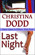 LAST NIGHT - Once Upon A Pillow