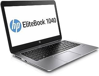 HP EliteBook Folio 1040 G2 / Intel Core i7-5600U @ 2.6GHz / 8 GB / 256 GB SSD (Certifed Renewed)
