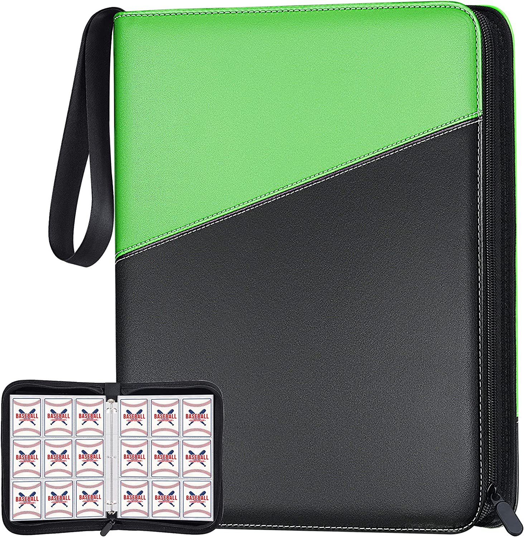 YKToyz Luxury 720 Popular standard Pockets Trading Card Baseball Binder Sleeves Bin