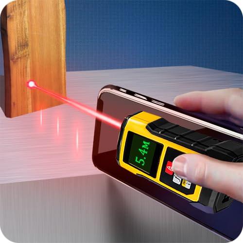 Laser Measure Distance Simulator