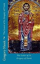 The Letter of St. Gregory of Narek
