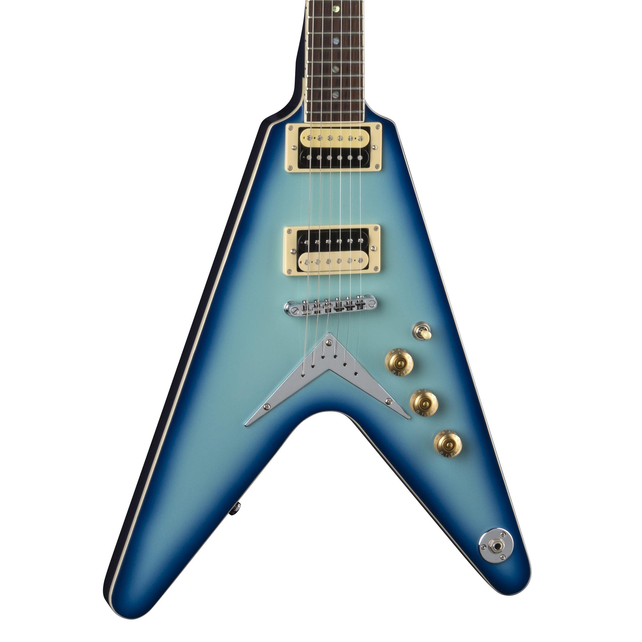 Cheap Dean V 79 Electric Guitar Blue Burst Black Friday & Cyber Monday 2019