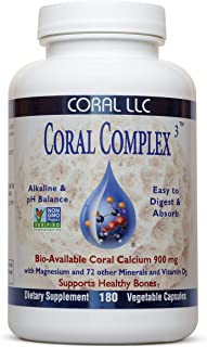 Best coral calcium complex Reviews